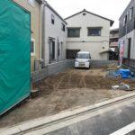 西区古江西町 新築分譲住宅 着工しました。
